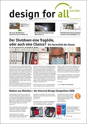 Newsletter erste Seite