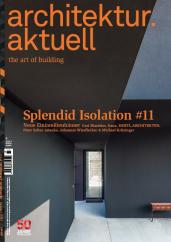 Titelbild der Zeitschrift Architektur Aktuell